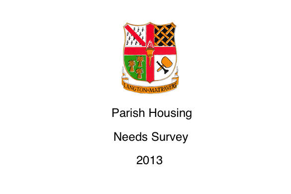Housing Needs Survey 2013