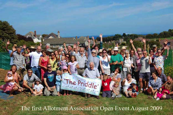 Langton Matravers Allotment Association
