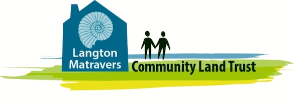 Langton Matravers Community Land Trust logo