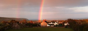 Langton Matravers Rainbow