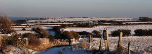 Langton Matravers in Winter