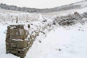 Winter Dancing Ledge